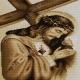 Jezus z krzyżem